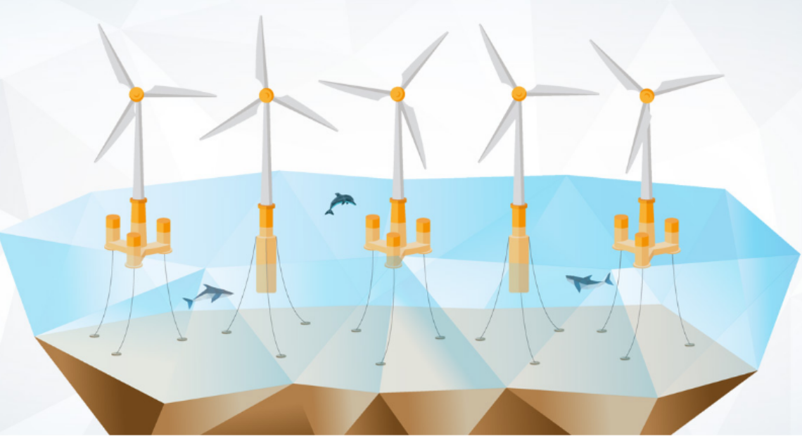 The COREWIND project aims at strengthening European leadership in floating offshore wind energy.