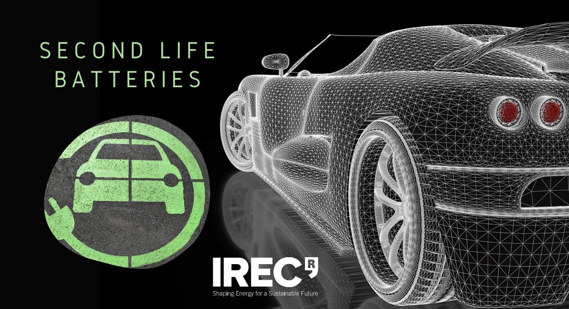 Second life batteries IREC